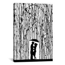 Film Noir by Marc Allante Gallery Wrapped Canvas Artwork