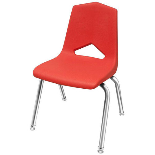 Our MG Series V-Back Steel Frame Stack Chair with 14