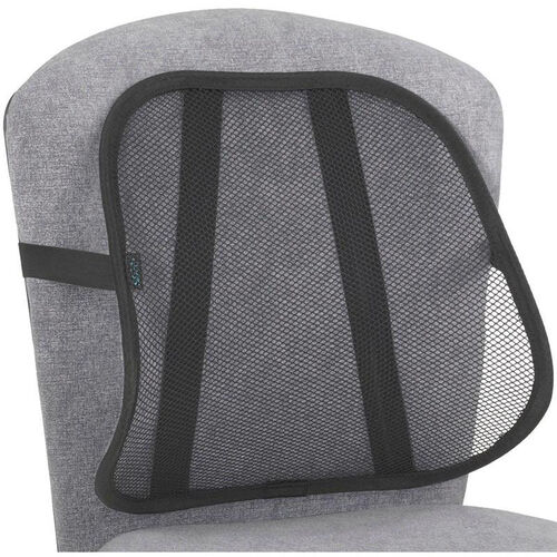 Our Adjustable Light Weight Mesh Backrest with Securing Strap - Set of Five - Black is on sale now.