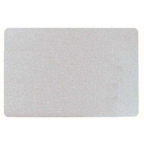 Our Ritz Deco Series Radius Gray Fabric Wrapped Bulletin Board - 48