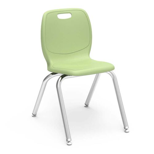 Our N2 Series Stack Chair with Polypropylene Seat and Chrome Frame is on sale now.