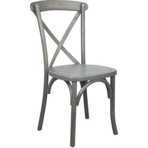 Advantage Grey X-Back Chair