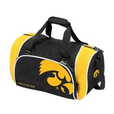 University of Iowa Team Logo Locker Duffel