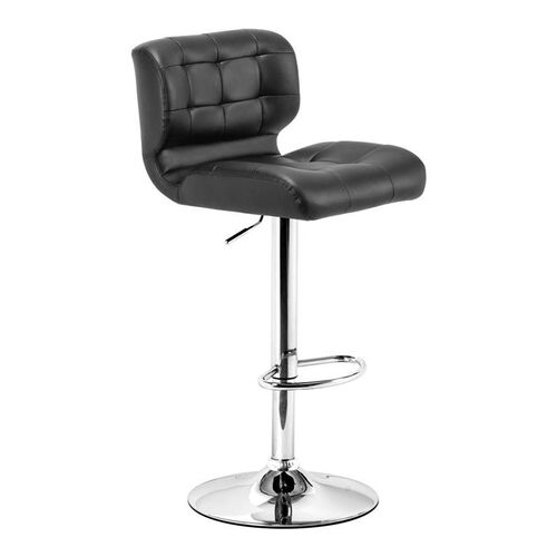 Formula Bar Chair in Black