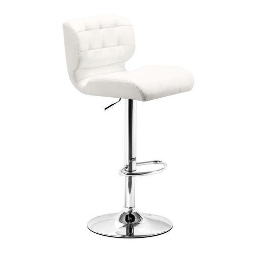 Formula Bar Chair in White