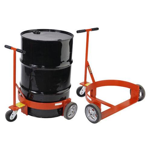 Spill-Less Open Drum Truck