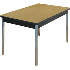 Rectangle Shaped All Purpose Utility Table - 18