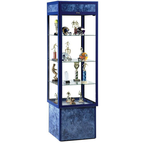Our 1452 Nouveau Series Display Case Tower - 24
