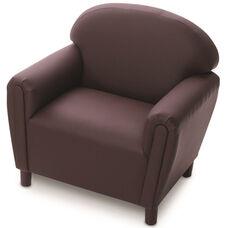 Just Like Home Enviro-Child School Age Chair - Chocolate - 29