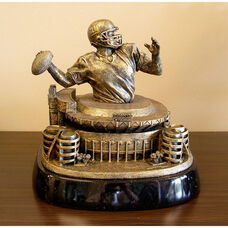 New York Giants Tim Wolfe Sculpture
