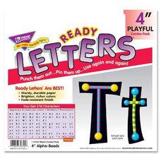 Trend Enterprises Ready Letters - Alphabeads Design - 4