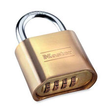 Master Lock Company Resettable Combination Lock