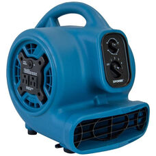 P-260AT Freshen Aire Scented 4 Speed Air Mover with Refillable Fragrance Cartridge and 1/5 HP