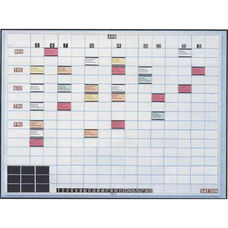 48''H x 72''W Extra Large Magnetic Work and Plan Kit