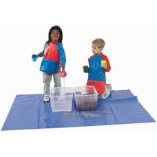 Long Sleeved Washable Smock - Multicolor