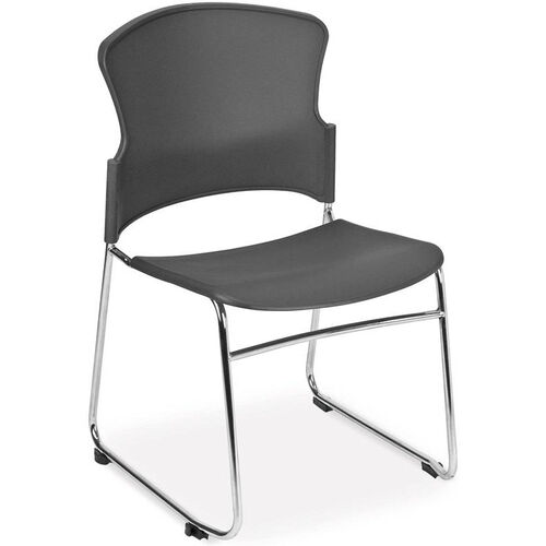 Our Multi-Use Stack Chair with Plastic Seat and Back is on sale now.