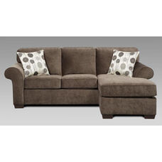 Worcester Transitional Style Polyester Queen Sleeper Sofa - Elizabeth Ash