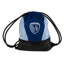 Sporting Kansas City Team Logo Spring Drawstring Backsack