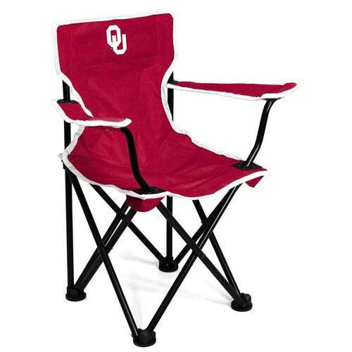 University of Oklahoma Team Logo Toddler Chair