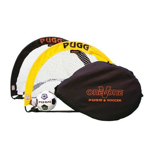 Our PUGG® Portable Training Goals - Set of 2 is on sale now.