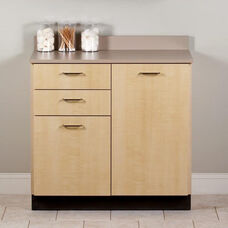 Base Cabinet - 2 Drawers - 2 Doors - 36