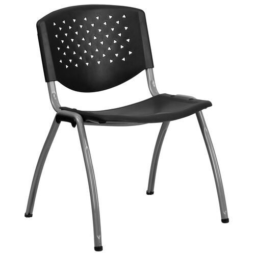 Our HERCULES Series 880 lb. Capacity Plastic Stack Chair with Titanium Frame is on sale now.