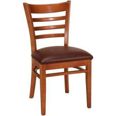 1977 Side Chair with Upholstered Seat - Grade 1