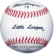 MacGregor® #76C Little League® Baseballs - 1 Dozen