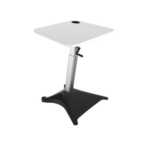 Our Focal™ Brio™ Adjustable-Height Standing Desk - White is on sale now.