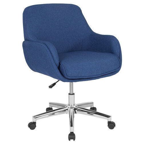 Our Rochelle Home and Office Upholstered Mid-Back Molded Frame Office Chair is on sale now.