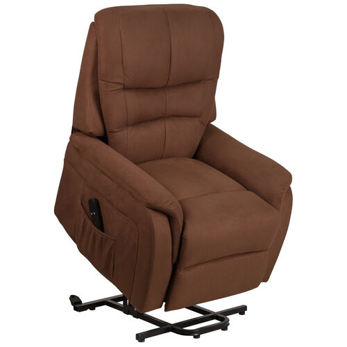 Our HERCULES Series Brown Microfiber Remote Powered Lift Recliner is on sale now.