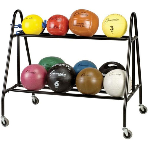 Our Medicine Ball Storage Cart is on sale now.