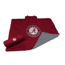 University of Alabama Team Logo All Weather Blanket