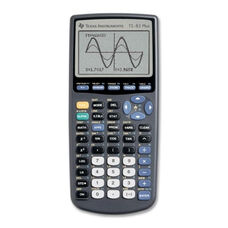 Texas Instruments Graphing Calculator - 3 1/2