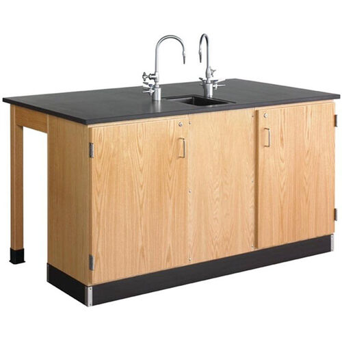 Our Lab-View Science Wooden Workstation with 1