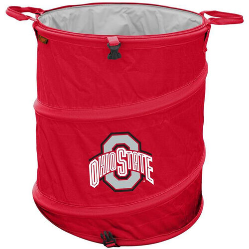 Our Ohio State University Team Logo Collapsible 3-in-1 Cooler Hamper Wastebasket is on sale now.