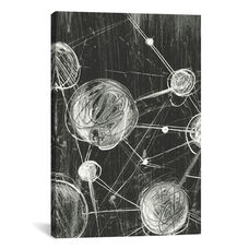 Molecular Fusion I by Ethan Harper Gallery Wrapped Canvas Artwork