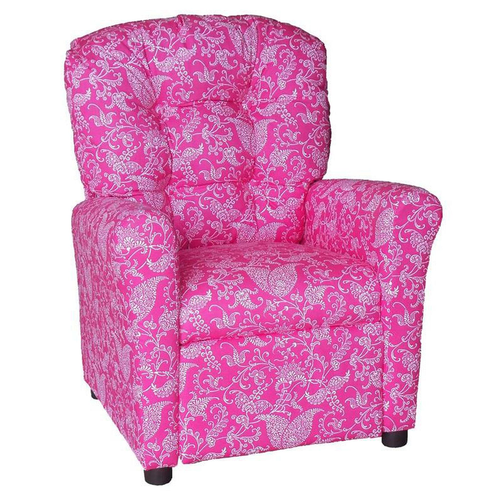 Brazil Furniture 400 Small Paisley Pink Bz 400 Small