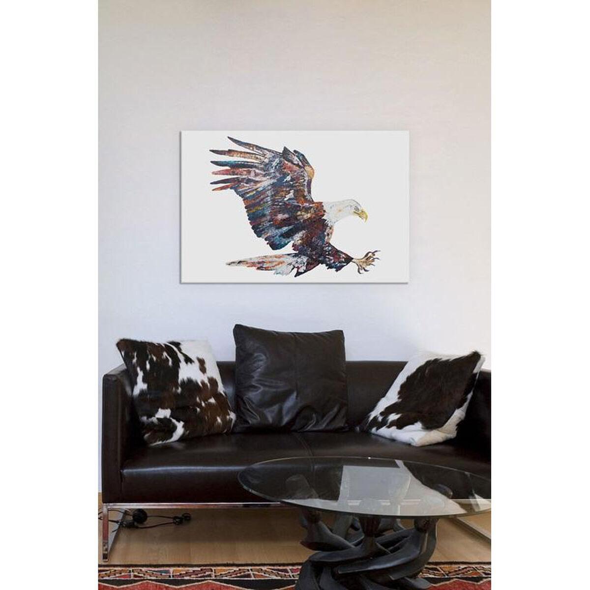 Canvas Artwork Floating Frame Bec9 1pc6 40x26 Ff01