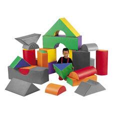 14 Piece Big Blocks Set - Multicolor