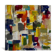Fresh Mod by Julian Spencer Gallery Wrapped Canvas Artwork