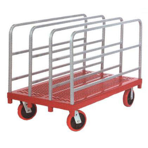 Our Heavy Duty Steel Frame Panel Mover with 4 Uprights - 30