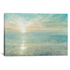 Sunrise by Danhui Nai Gallery Wrapped Canvas Artwork