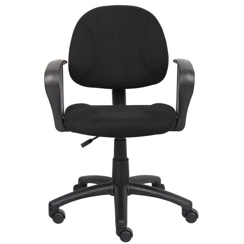 Our Deluxe Thick Padded Posture Chair with Lumbar Support and Loop Arms is on sale now.