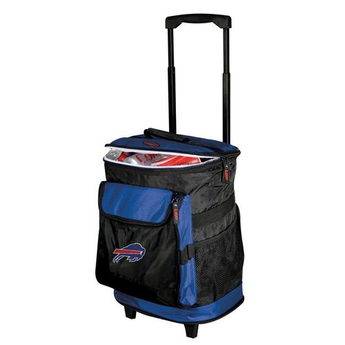 Our Buffalo Bills Team Logo Rolling Cooler is on sale now.