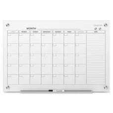 Quartet Infinity Glass Magnetic Calendar Board - 36