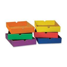 Pacon Drawers -F/6 -Shelf Organizer -12 -1/2