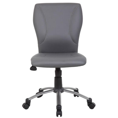 Our Tiffany Contemporary CaressoftPlus™ Task Chair - Grey is on sale now.