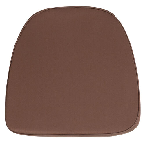 Our Soft Brown Fabric Chiavari Chair Cushion is on sale now.