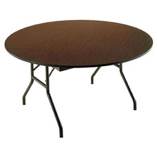 Customizable Economy 130 Series Round Fixed Height Table - 66